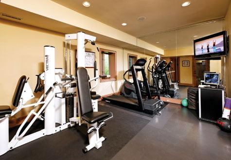 Fitness Centre - Home Gym