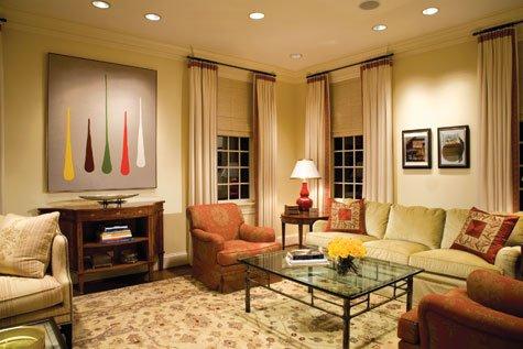 Interior Design Services - Window Treatment