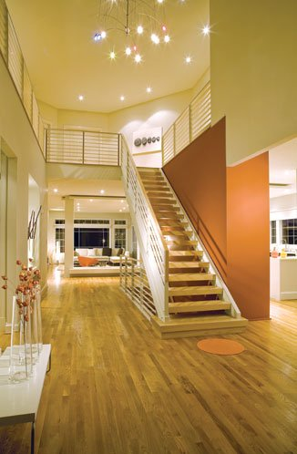 Stairs - Entryway