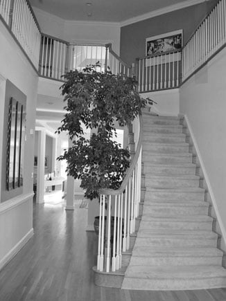 Stairs - Room