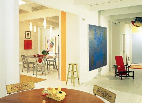 Interior Design Services - Painting
