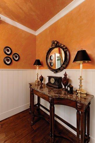 Interior Design Services - Wall