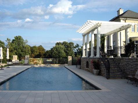 Swimming Pool - Reflecting pool