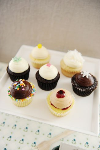 Cupcake - Buttercream