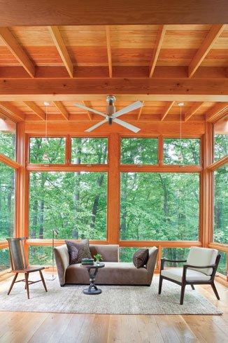 Interior Design Services - Balcony
