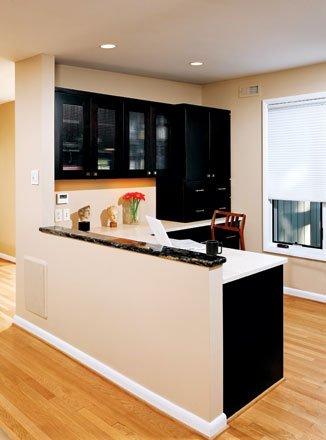 Open plan - Kitchen