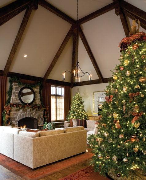 Interior Design Services - Christmas Tree