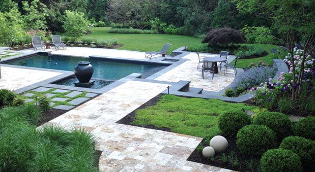 Landscape architecture - Garden
