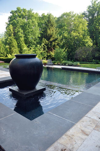 Water resources - Water feature