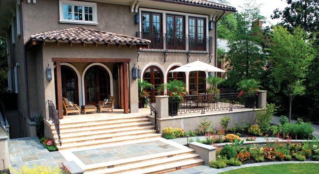 House - Backyard