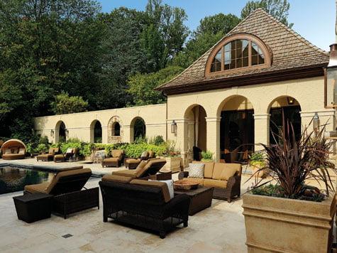 Patio - Courtyard