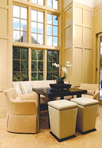 Living room - Interior Design Services