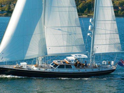 Sail - Sailing