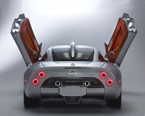 Spyker - Sports car