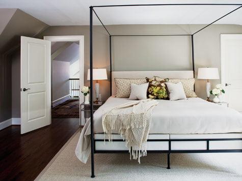 Bed Frame - Interior Design Services