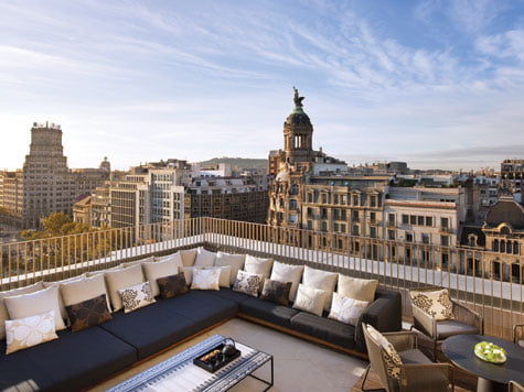 Mandarin Oriental, Barcelona - Mandarin Oriental Hotel Group