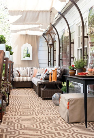 Patio - Porch