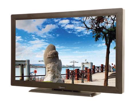 TV - LED-backlit LCD