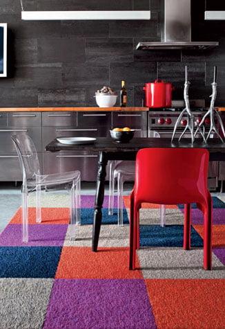 Table - Carpet