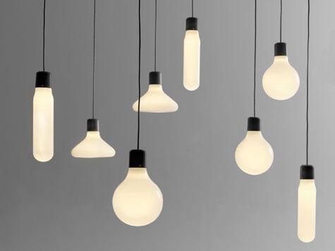 Design House Stockholm Round Form Pendant - Lighting