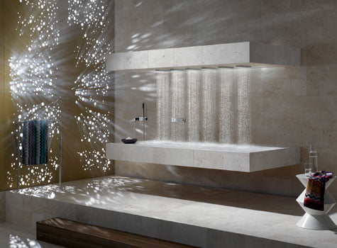 Dornbracht Horizontal Shower - Shower