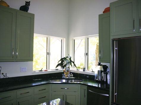 Kitchen - Window
