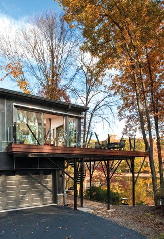 Deck - Window