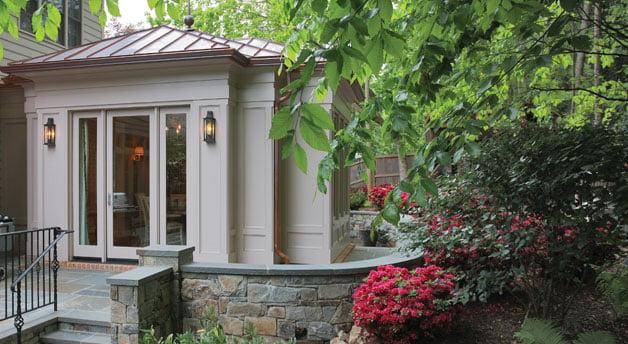 Edgemoor Custom Builders - Custom home
