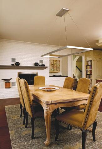Dining room - Hardwood