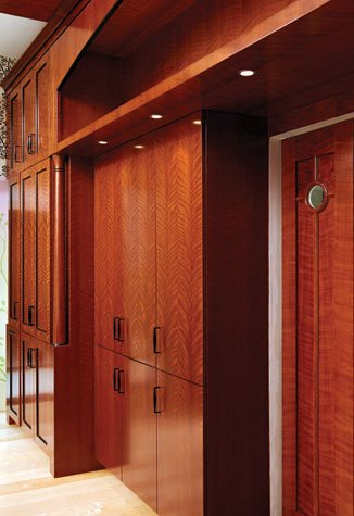 Cupboard - Hardwood