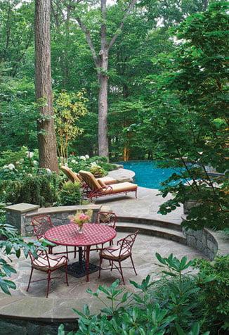 Patio - Backyard