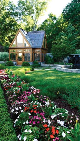 Yard - Greenhouse
