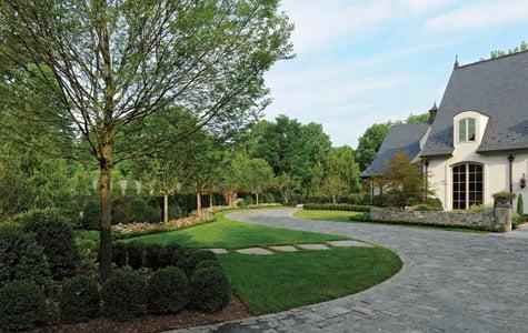 Real Estate - Landscape design