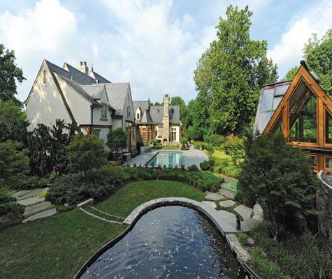 Landscape design - Surrounds, Inc.