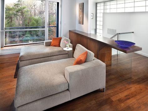 Interior Design Services - Living room