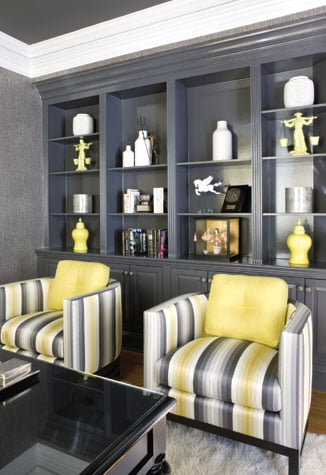 Living room - Bookcase