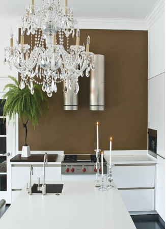 Chandelier - Interior Design Services