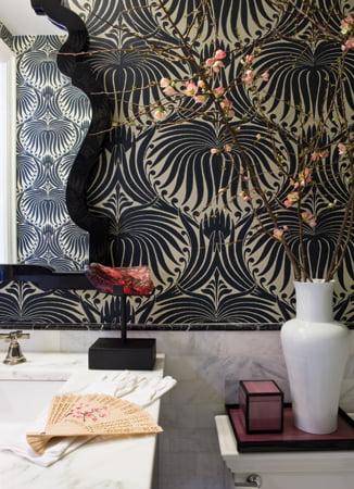 Interior Design Services - Wall decal