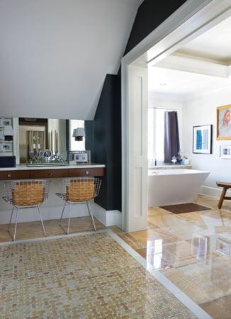 Floor - Bathroom