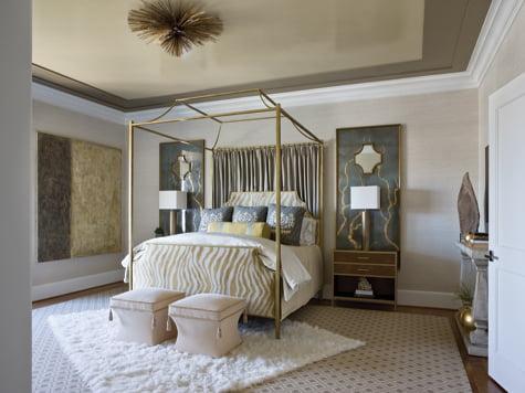 Ceiling - Bedroom