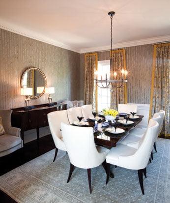 Dining room - Living room