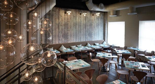Restaurant - Interior Design Services