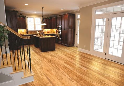Willow Wood Hardwood Flooring - Wood flooring
