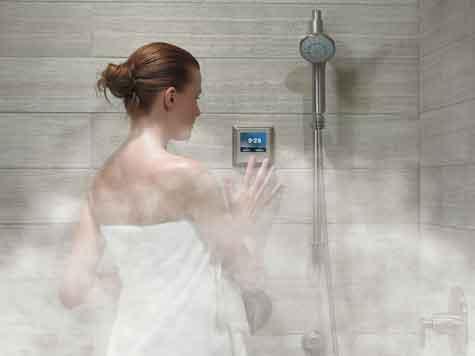 Bathing - Sauna