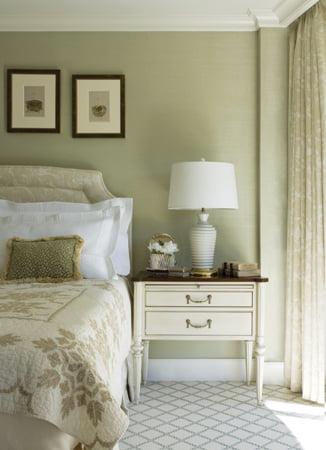 Bedroom - Green