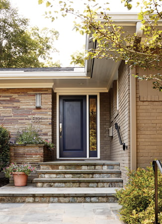 Door - Porch