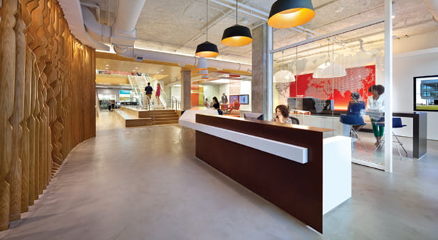 Gensler - Interior Design Services
