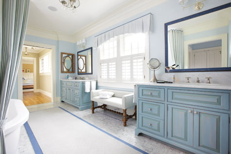Interior Design Services - Bathroom