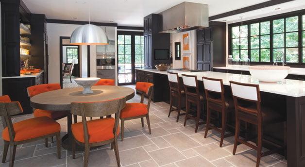 Interior Design Services - Vincent Greene Architects