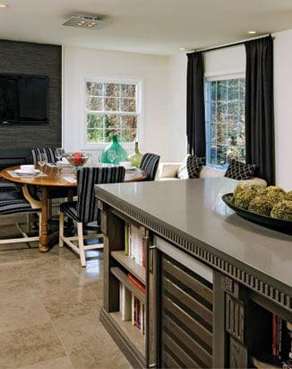 Floor - Kitchen